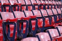 Disposizione dei posti a sedere dello stadio Fotografia Stock