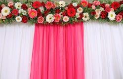 Disposizione di fiori esotica Immagini Stock Libere da Diritti