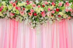 Disposizione di fiori esotica Fotografie Stock