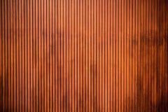 Disposizione di legno moderna della parete fotografia stock libera da diritti