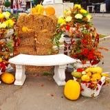 Disposizione di magia di autunno Fotografia Stock