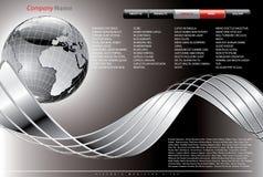 Disposizione di Navigare Fotografia Stock