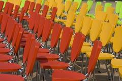 Disposizione di seduta Immagini Stock