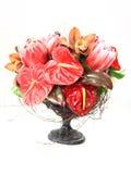 Disposizione floreale Fotografia Stock