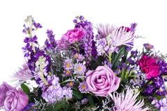 Disposizione floreale Fotografie Stock