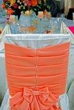 Disposizione per la cena di nozze party-3 immagine stock libera da diritti