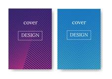 Disposizione per la copertina di libro o della rivista royalty illustrazione gratis
