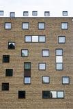 Disposizione sconosciuta della finestra Immagini Stock Libere da Diritti