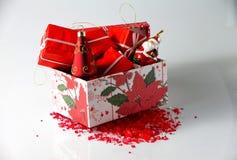 Disposizioni di Natale Fotografie Stock Libere da Diritti