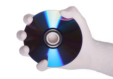 Disque Photo stock