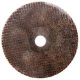 Disque abrasif pour le découpage en métal photographie stock