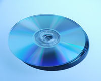DISQUE CD 2 Photos stock