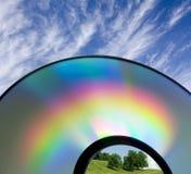 disque compact Photographie stock libre de droits