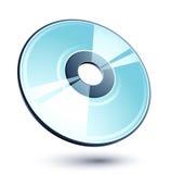 disque compact illustration de vecteur