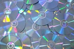 Disque compact CD Photos libres de droits