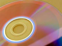 Disque compact-ROM photographie stock libre de droits