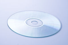 Disque compact-ROM ou dvd Photos stock