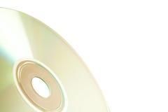Disque compact simple Image libre de droits