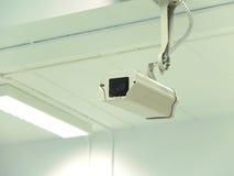 Disque d'appareil-photo de télévision en circuit fermé photographie stock