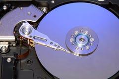 Disque d'unité de disque dur. Photos stock