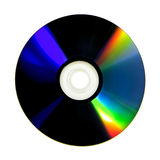 Disque de couleur Photo stock