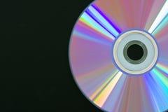 Disque de DVD Photos stock
