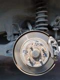 Disque de frein de véhicule Photos stock