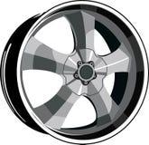 Disque de roue Image stock