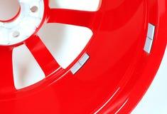 Disque de roue Photos stock
