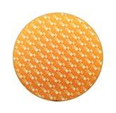 Disque de silicium Photo libre de droits