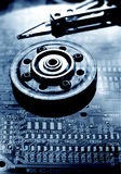 disque dur photo stock