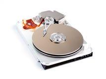 disque dur Photo libre de droits