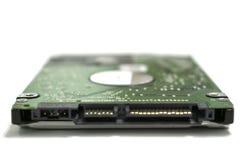 Disque dur SATA 2,5' pour l'ordinateur portable photos stock