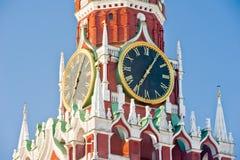 Disque a Moscovo Kremlin Imagens de Stock Royalty Free
