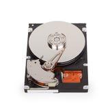 Disque ouvert d'unité de disque dur Images stock