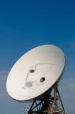 Disque satellite Images stock
