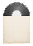 Disque vinyle image stock