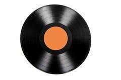 Disque vinyle Photo libre de droits