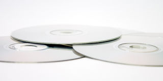 Disques compacts Images stock