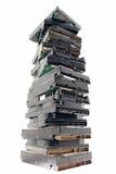 Disques de pile Photos stock