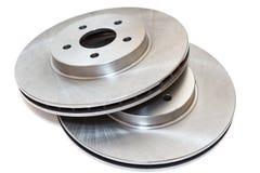 Disques neufs de frein Image stock