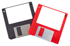Disques souples Image stock