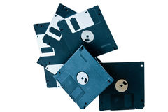 Disquettes Photo stock