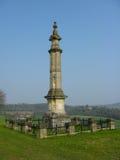 The Disraeli Monument, Hughenden Stock Photo