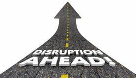 Free Disruption Ahead Change Major Shift Innovation Road 3d Illustration Stock Image - 93408761