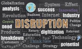 Free Disruption Business Illustration Royalty Free Stock Photo - 94782845