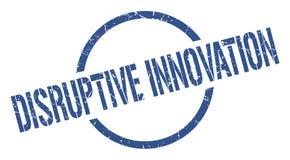 Disruptive innovation stamp. Disruptive innovation round grunge stamp. disruptive innovation sign. disruptive innovation stock illustration