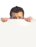 Dissapointed business - blank space for writing 5 Royalty Free Stock Images