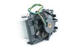 Dissipador de calor do processador central em isométrico Foto de Stock Royalty Free
