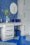 Dissipador do banheiro Imagem de Stock Royalty Free